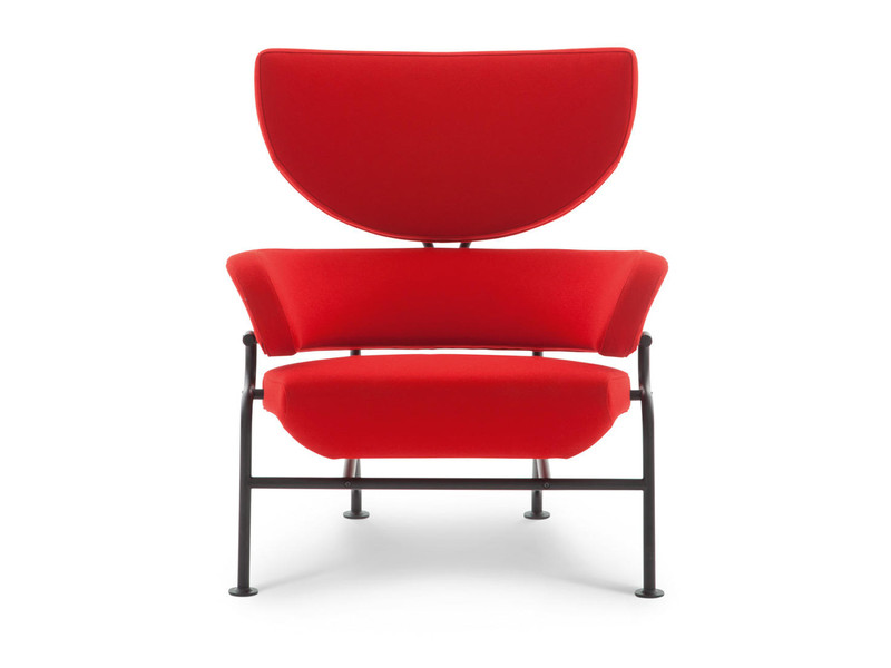 Cassina 836 Tre Pezzi Lounge Chair