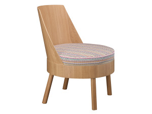 View E15 EC02 Bessy Lounge Chair
