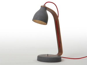 Decode Heavy Desk Light