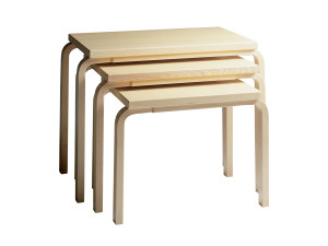 View Artek 88 Nesting Tables