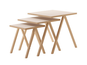 View Cappellini Hiip Nesting Tables