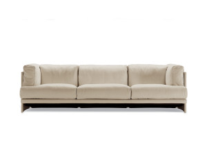 View Poltrona Frau Polo Three Seater Sofa