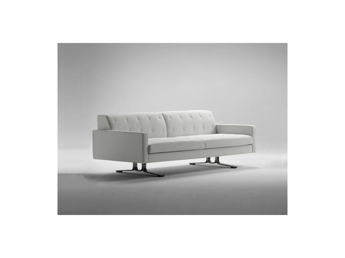 ... Poltrona Frau Kennedee Two Seater Sofa. 12