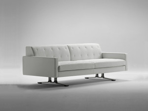 View Poltrona Frau Kennedee Two Seater Sofa