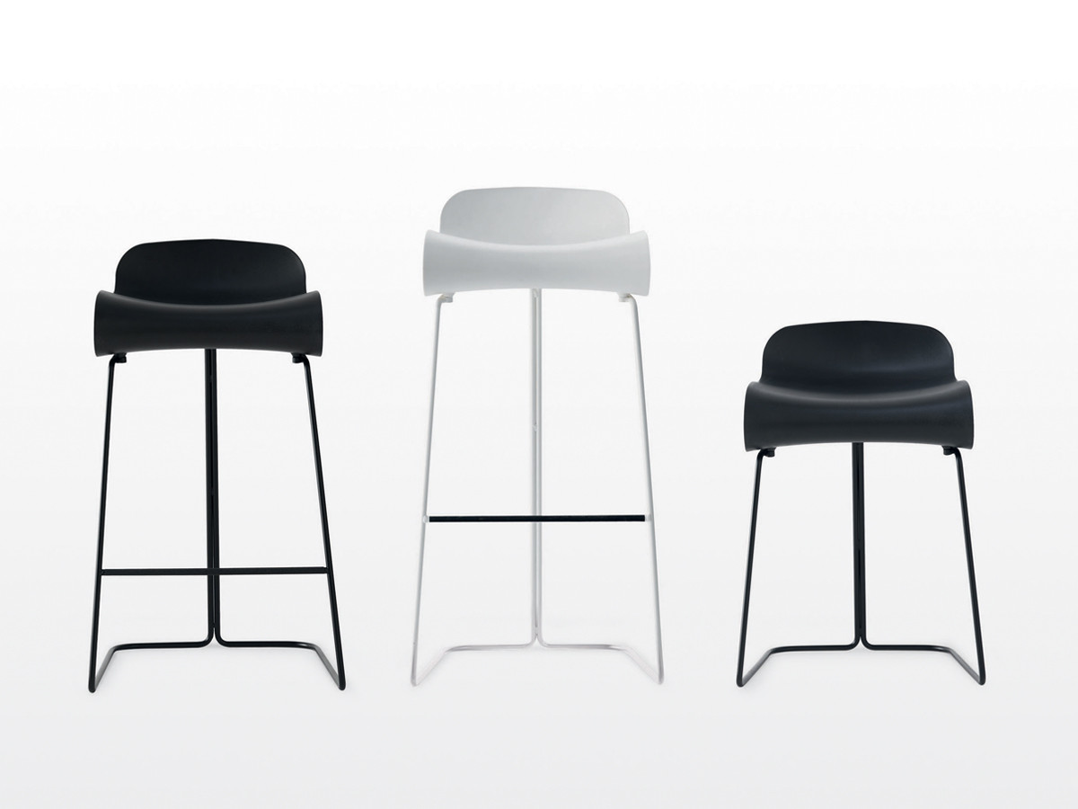 Buy The Kristalia Bcn Bar Stool At Nest Co Uk