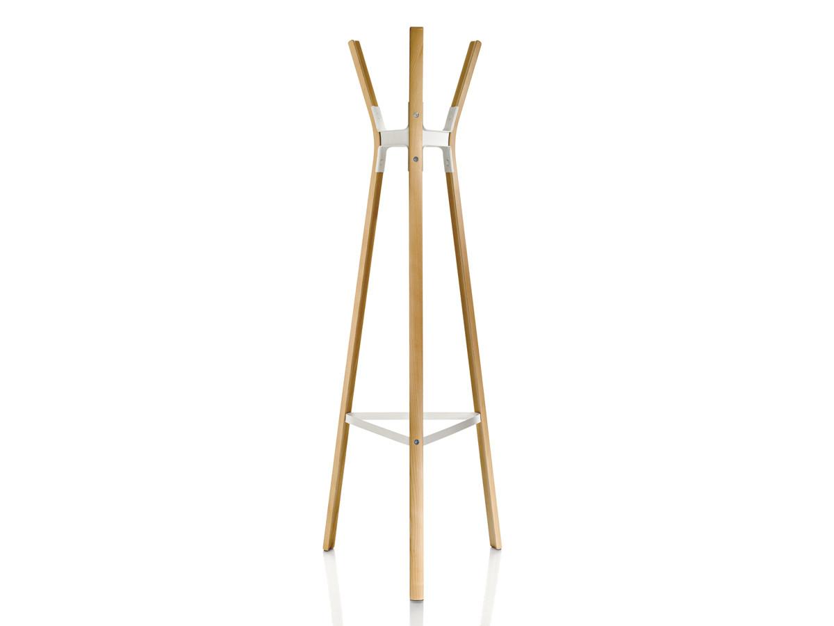 modern coat stands  designer chic coatstands  nestcouk - view magis steelwood coat stand
