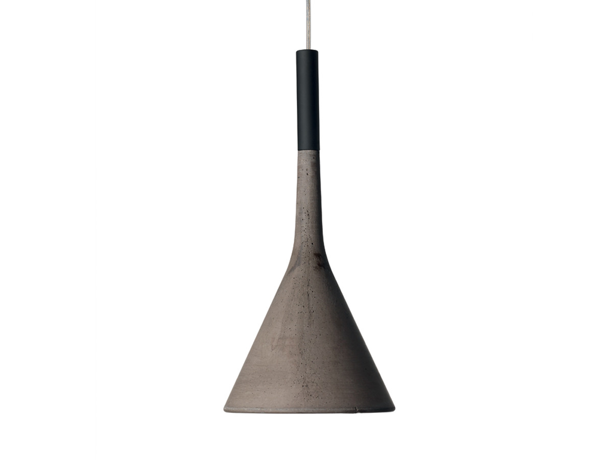 Buy the foscarini aplomb suspension light grey at for Suspension 4 lampes