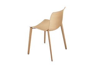 View Arper Catifa 53 Chair All Wood