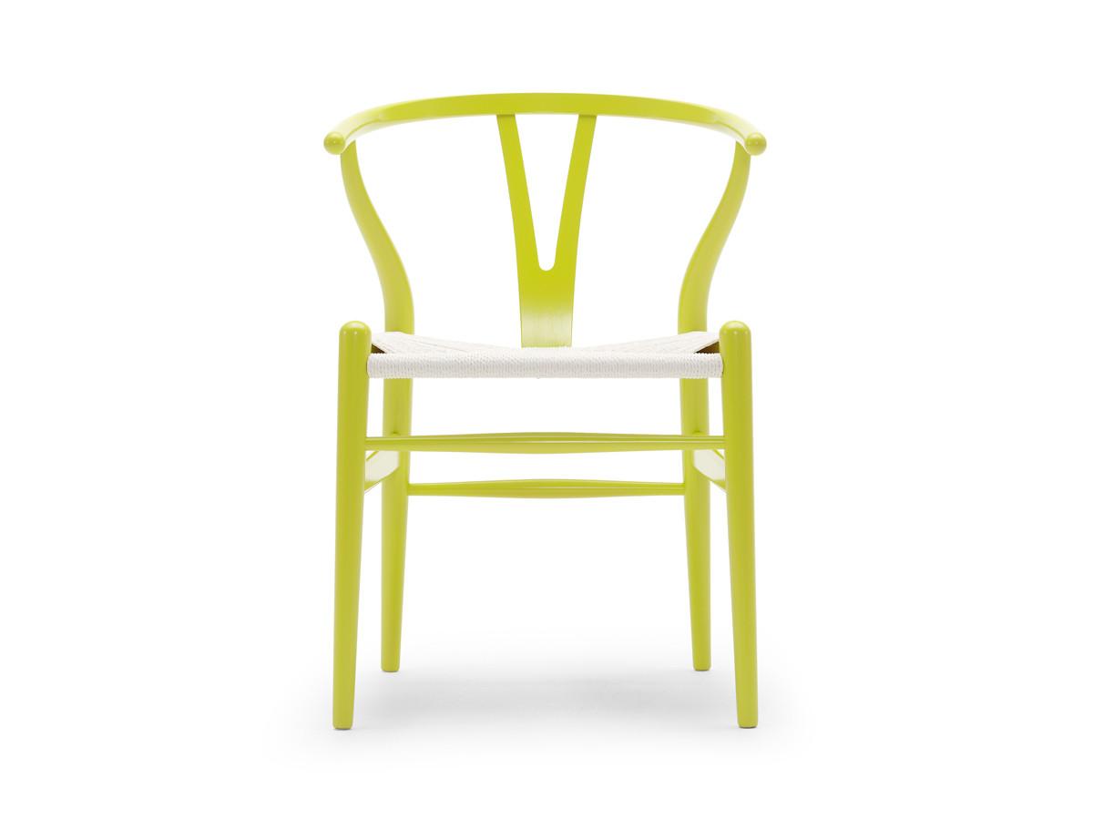 carl hansen ch24 wishbone chair citrus version