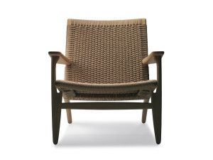 View Carl Hansen CH25 Lounge Chair
