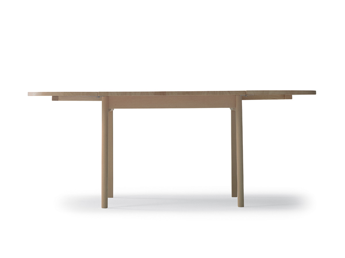 Modern side tables coffee tables dining tables nest carl hansen ch002 dining table keyboard keysfo Images
