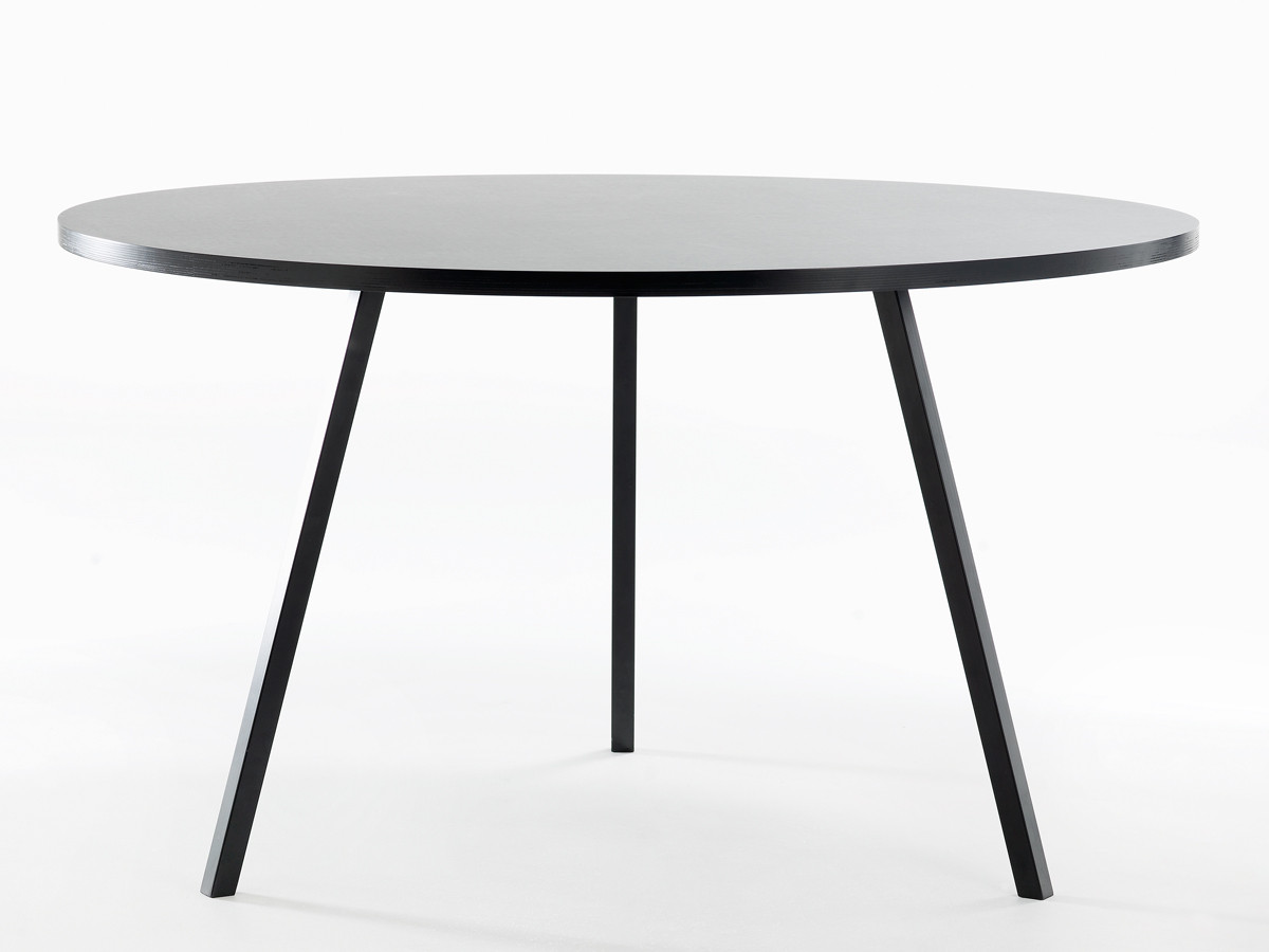 buy the hay loop stand round table at. Black Bedroom Furniture Sets. Home Design Ideas