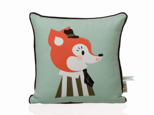 View Ferm Living Mr. Frank Fox Cushion