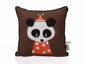 View Ferm Living Posey Panda Cushion
