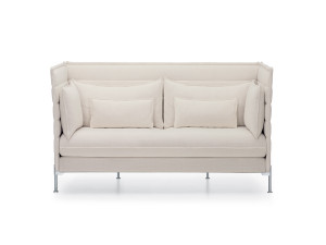 View Vitra Alcove Two-Seater Sofa