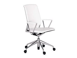 View Vitra Meda Office Swivel Chair