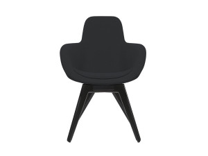 View Tom Dixon Scoop High Back Chair