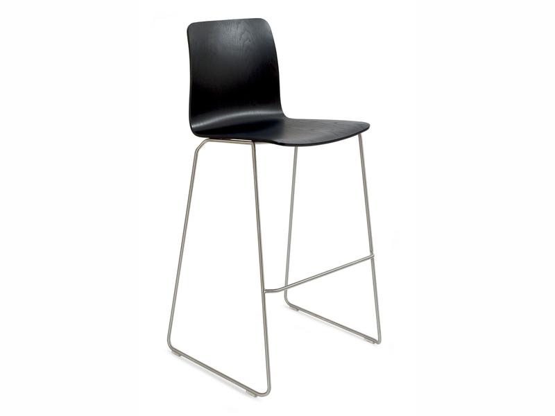 buy the hay jw01 bar stool at. Black Bedroom Furniture Sets. Home Design Ideas