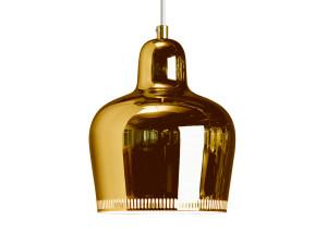 Artek A330S Golden Bell Pendant Lamp