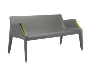 View Kartell Magic Hole Sofa Grey