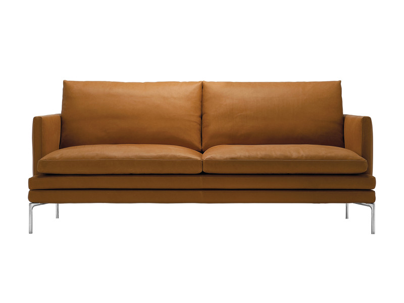 Zanotta 1330 William Two Seater Sofa