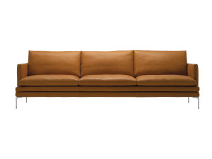 Zanotta 1330 William Three Seater Sofa
