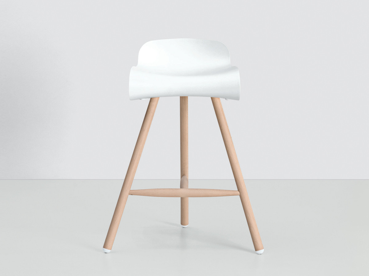 Buy the Kristalia BCN Bar Stool on Wooden Base at Nestcouk : Kristalia BCN Bar Stool on Wooden Base from www.nest.co.uk size 1200 x 900 jpeg 65kB