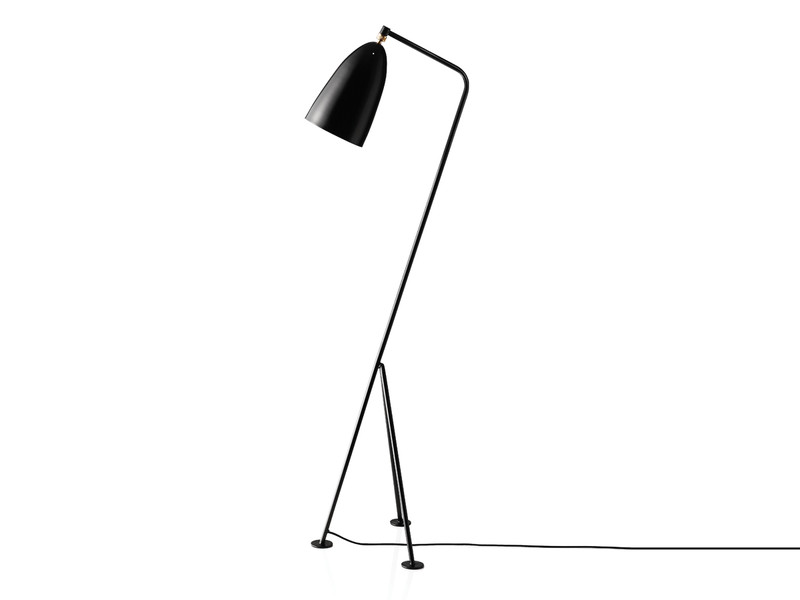 Buy the Gubi Grashoppa Floor Lamp at Nest.co.uk