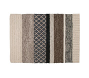 GAN Mangas Naturales Rectangular MR3 Rug