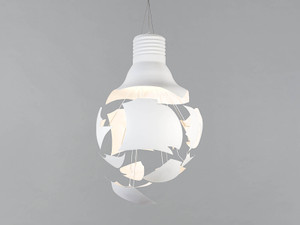 View Northern Lighting Scheisse Suspension Light