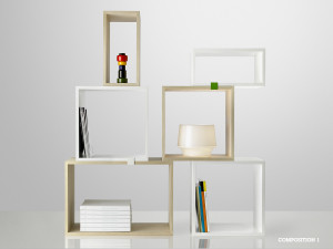 View Muuto Stacked Shelving System
