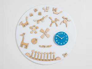 View Diamantini & Domeniconi Tic Clock
