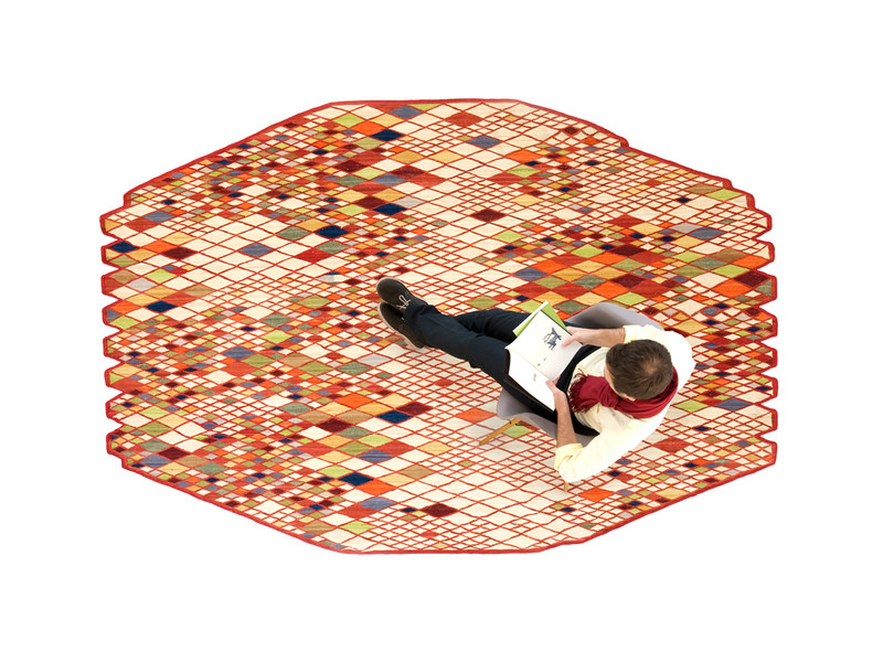 Buy the nanimarquina losanges rug at - Alfombras nani marquina ...