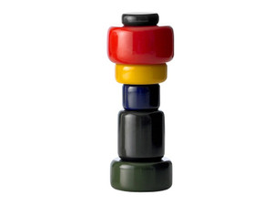 View Muuto Plus Salt & Pepper Grinder Multicoloured