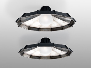 View Diesel with Foscarini Mysterio Wall & Ceiling Light
