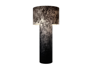 View Diesel with Foscarini Pipe Floor Lamp Black