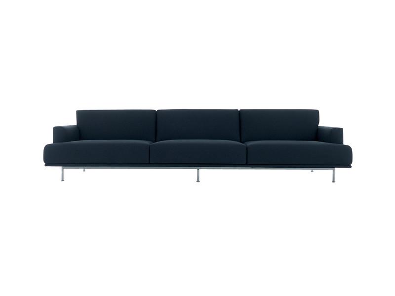 Cassina 253 Nest Three Seater Sofa
