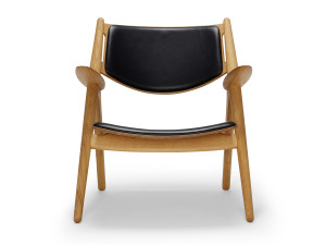 View Carl Hansen CH28 Chair Upholstered