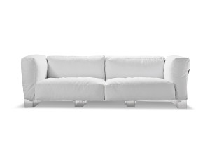 View Kartell Pop Duo Three Seater Sofa