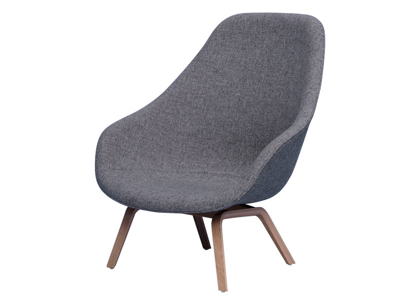 Buy The Hay About A Lounge Chair High Aal93 At Nest Co Uk