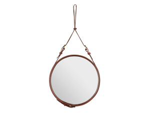 Gubi Adnet Circulaire Mirror Tan