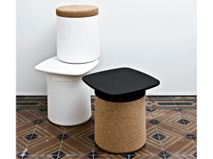 Kristalia Degree Side Table/Stool