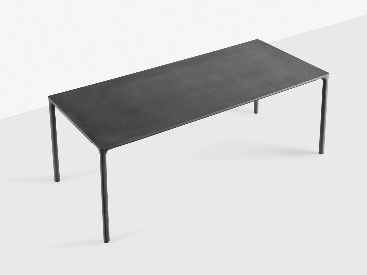 Buy the kristalia boiacca table at for Table extensible kristalia
