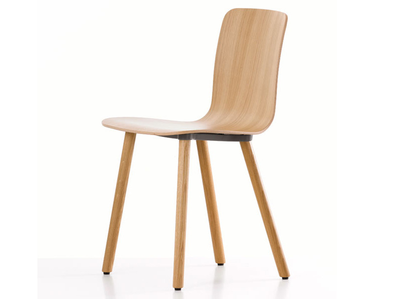 buy the vitra hal ply wood chair at. Black Bedroom Furniture Sets. Home Design Ideas