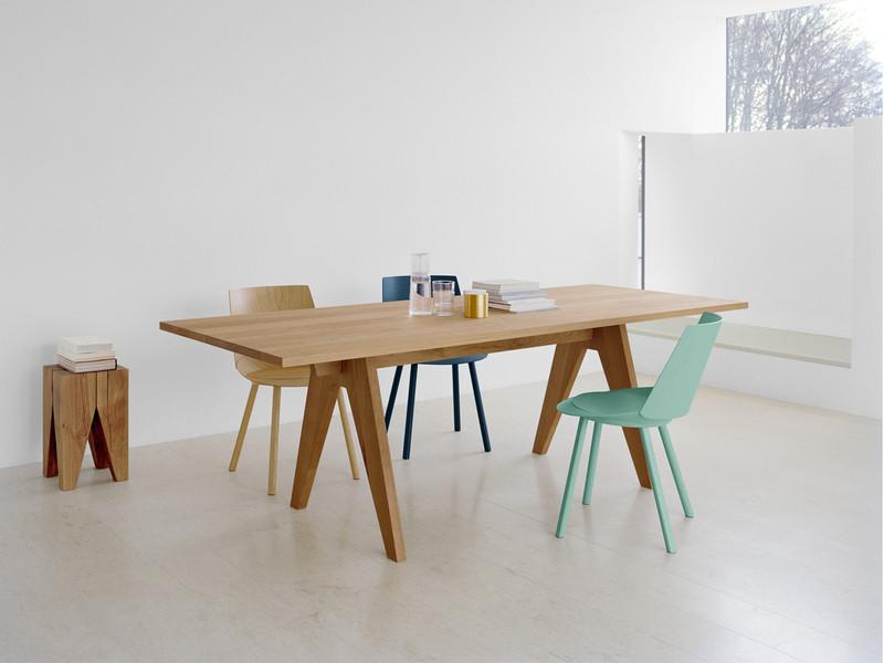 Buy the e15 fk06 alden dining table at - Kamer dining ...