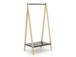Normann Copenhagen Toj Clothes Rack Grey