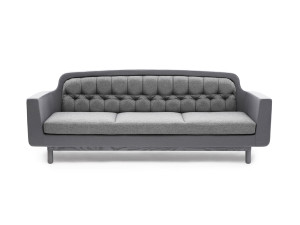 View Normann Copenhagen Onkel Three Seater Sofa