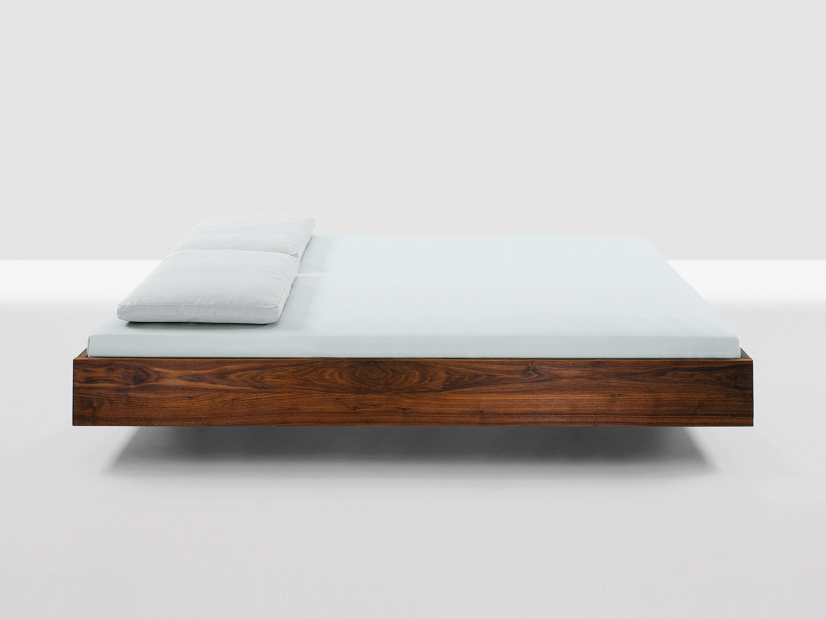 12. Buy the Zeitraum Simple Bed at Nest co uk