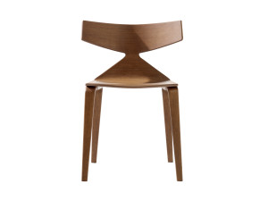 Arper Saya Chair All Wood