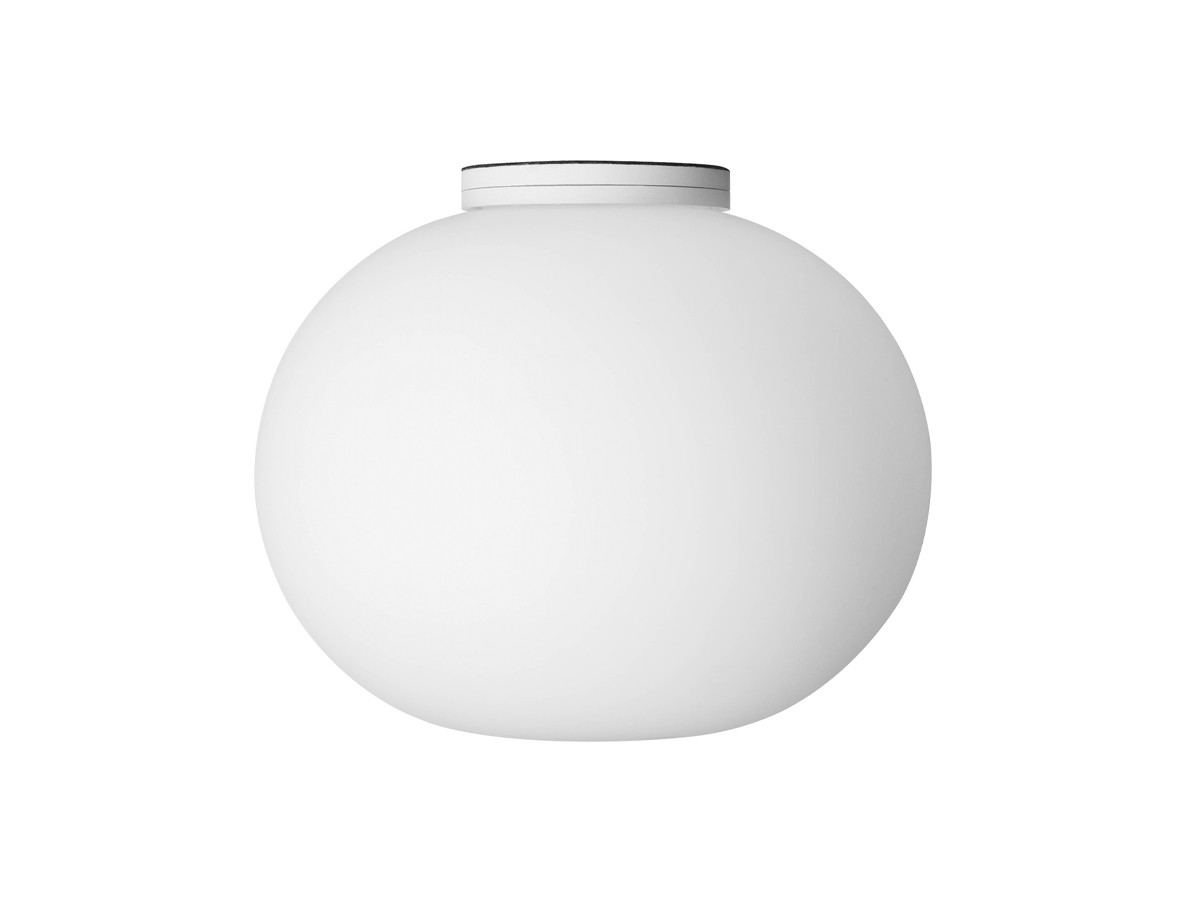 buy the flos glo ball zero ceiling wall light at. Black Bedroom Furniture Sets. Home Design Ideas